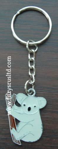 Koala Bear Key Ring Keyring